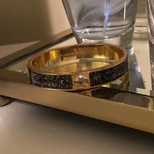 Kate spade confetti bangle